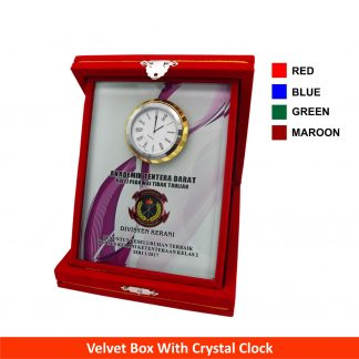 Box Clock Series