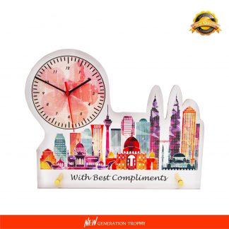 Acrylic Clock Series