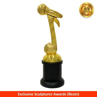 Music / Microphone Trophy Series